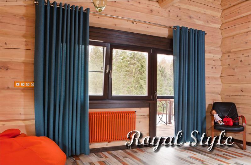 Спальня, Утро в Альпах