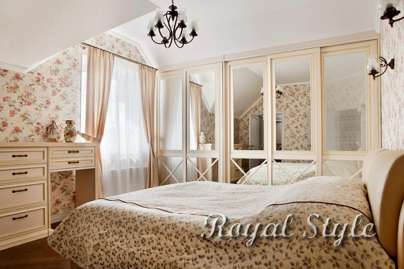 Спальня, Цветы прованса