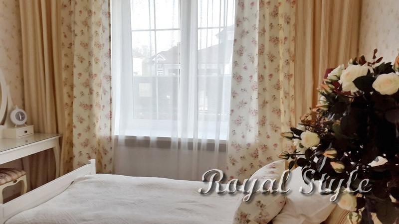 Спальня, Нежность прованса
