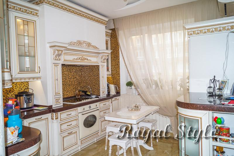 Кухня, Византия
