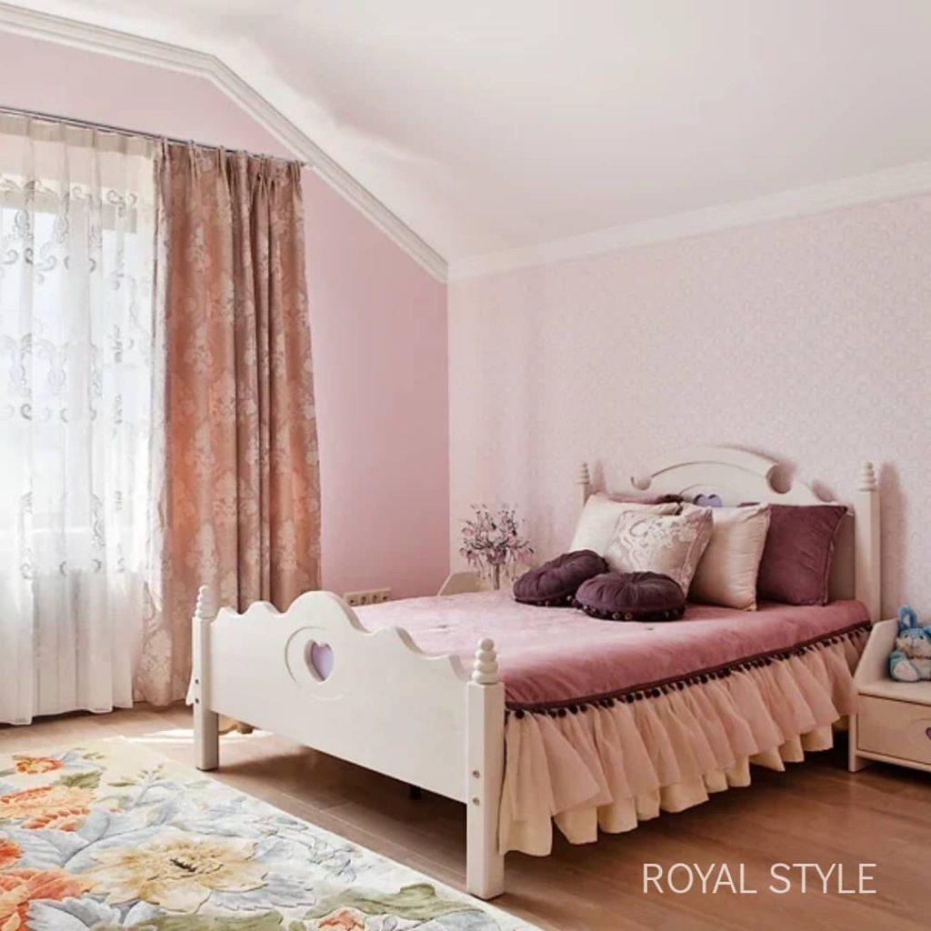 Текстиль для детской, дизайн и шторы на заказ