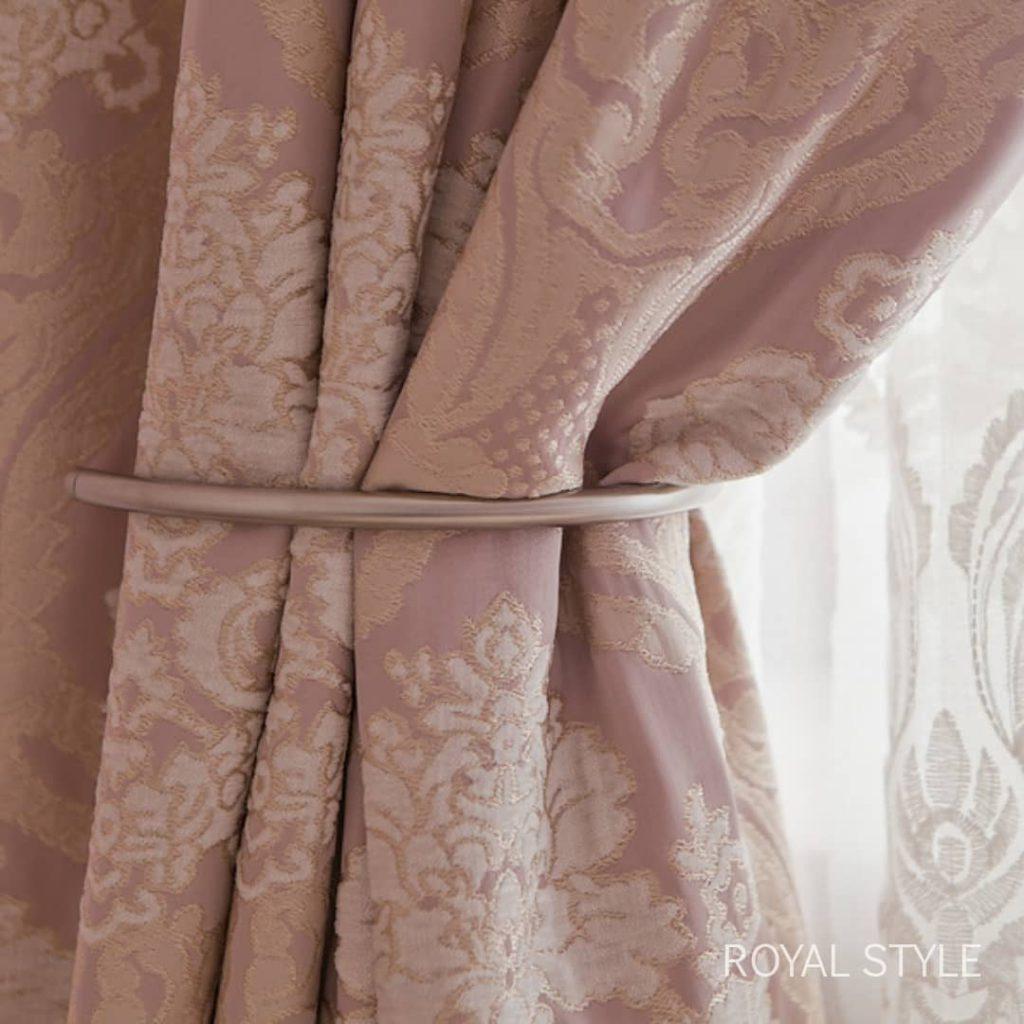 Спальня для маленькой принцессы, дизайн и шторы на заказ