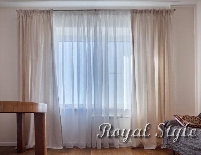Стиль интерьера, дизайн и шторы на заказ