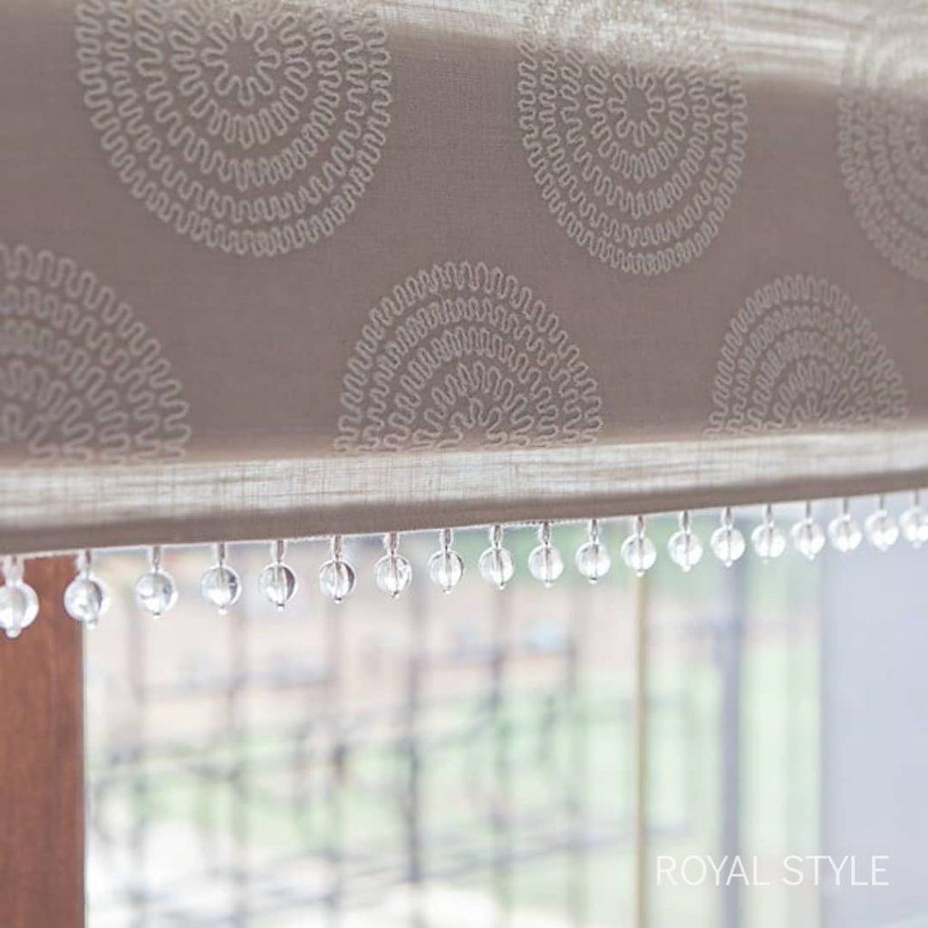 Сколько стоят римские шторы?, дизайн и шторы на заказ