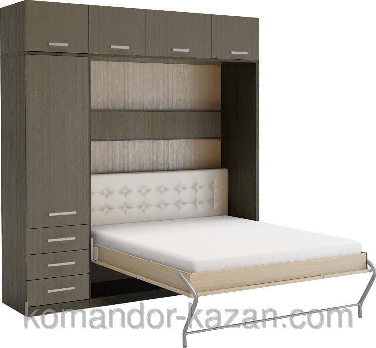 Спальни на заказ, дизайн и шторы на заказ