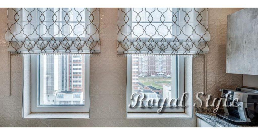 Москва Олимпийский Проспект, дизайн и шторы на заказ