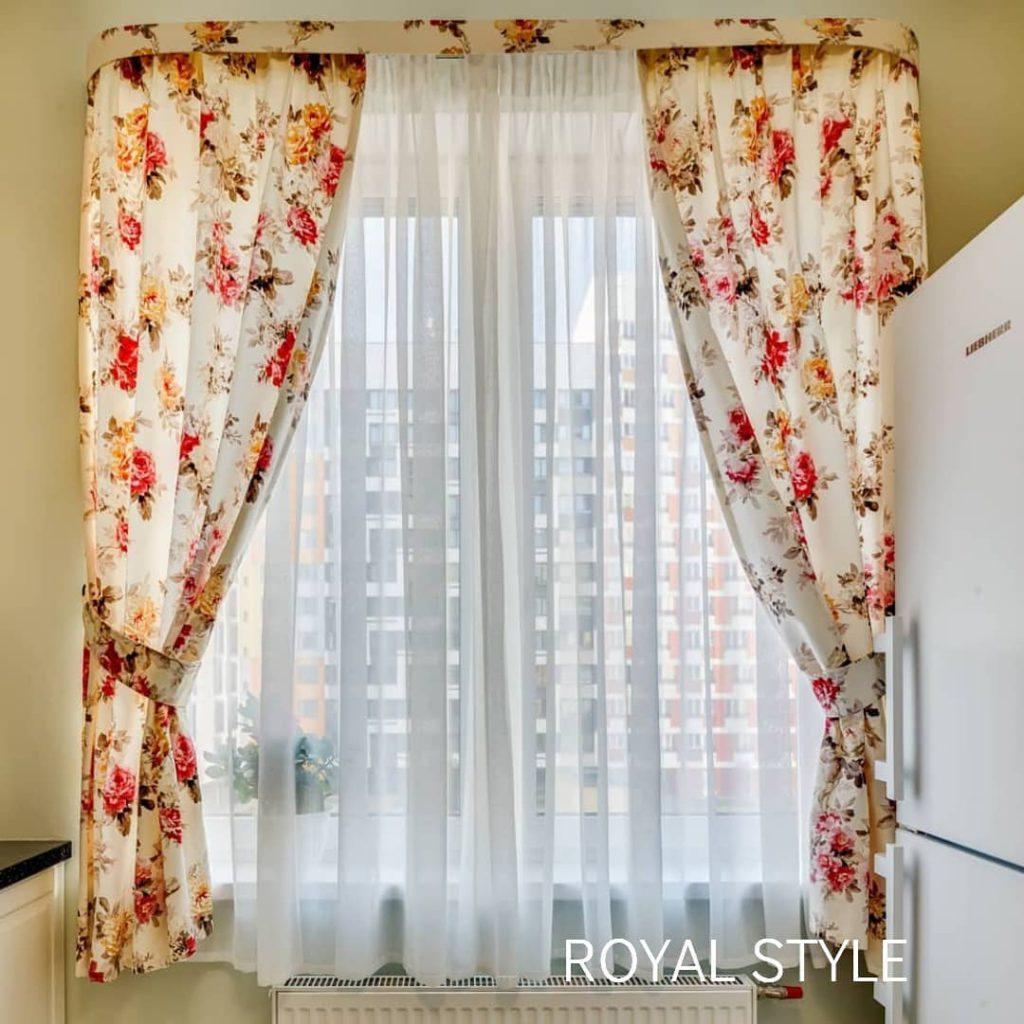 Прованский стиль, дизайн и шторы на заказ