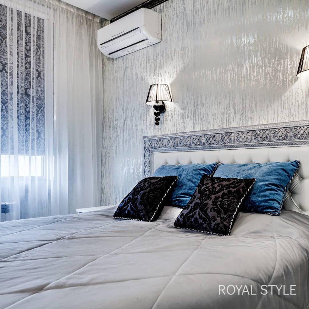 Какие шторы выбрать в спальню?, дизайн и шторы на заказ