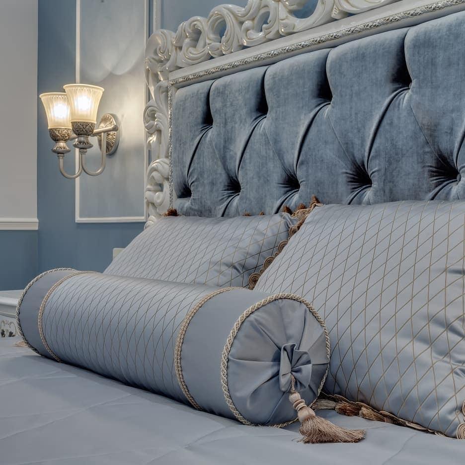 О подушках, дизайн и шторы на заказ