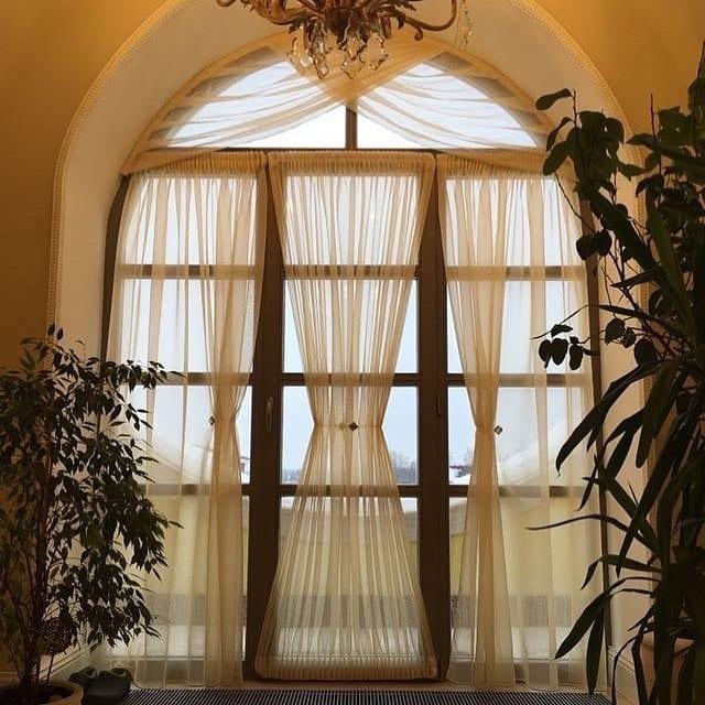 """Дом в КП """"Vita Verde"""", дизайн и шторы на заказ"""