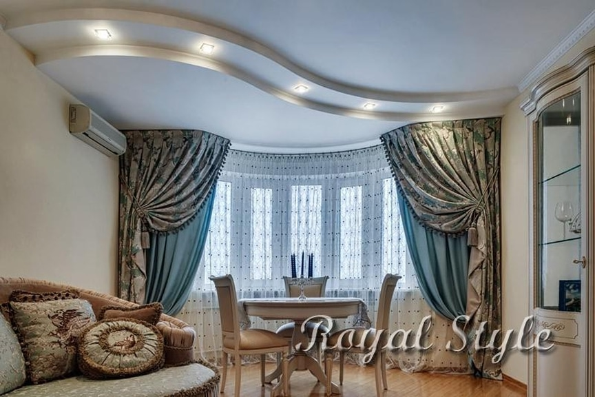 Арбат (район Москвы), дизайн и шторы на заказ