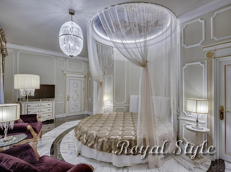 Круглое покрывало+балдахин для спальной комнаты, дизайн и шторы на заказ